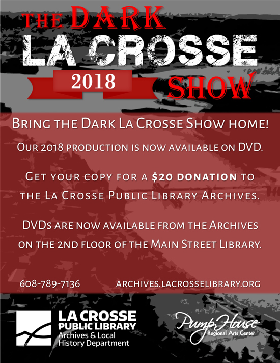 Dark La Crosse Video Sale